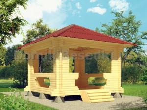 строительство беседок туалетов для дачи